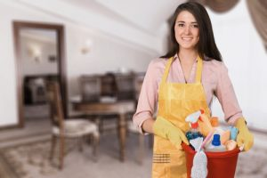 how much is maid service for an apartment